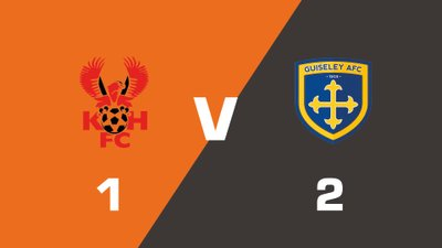 Highlights: Kidderminster Harriers vs Guiseley
