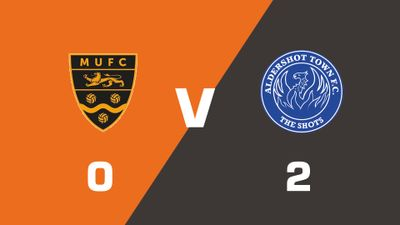 Highlights: Maidstone United vs Aldershot Town