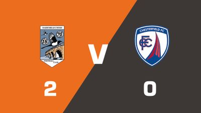 Highlights: Maidenhead United vs Chesterfield