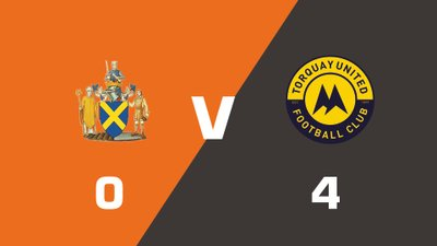 Highlights: St Albans City vs Torquay United