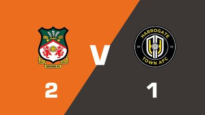 Highlights: Wrexham vs Harrogate Town