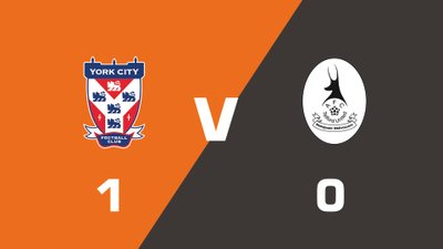 Highlights: York City vs AFC Telford United