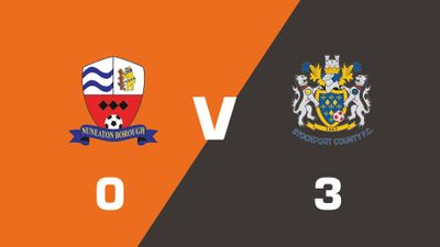 Highlights: Nuneaton Borough vs Stockport County