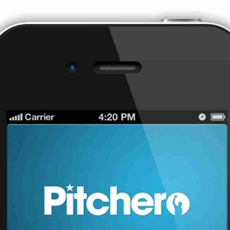 Pitchero Launch Club iPhone App!