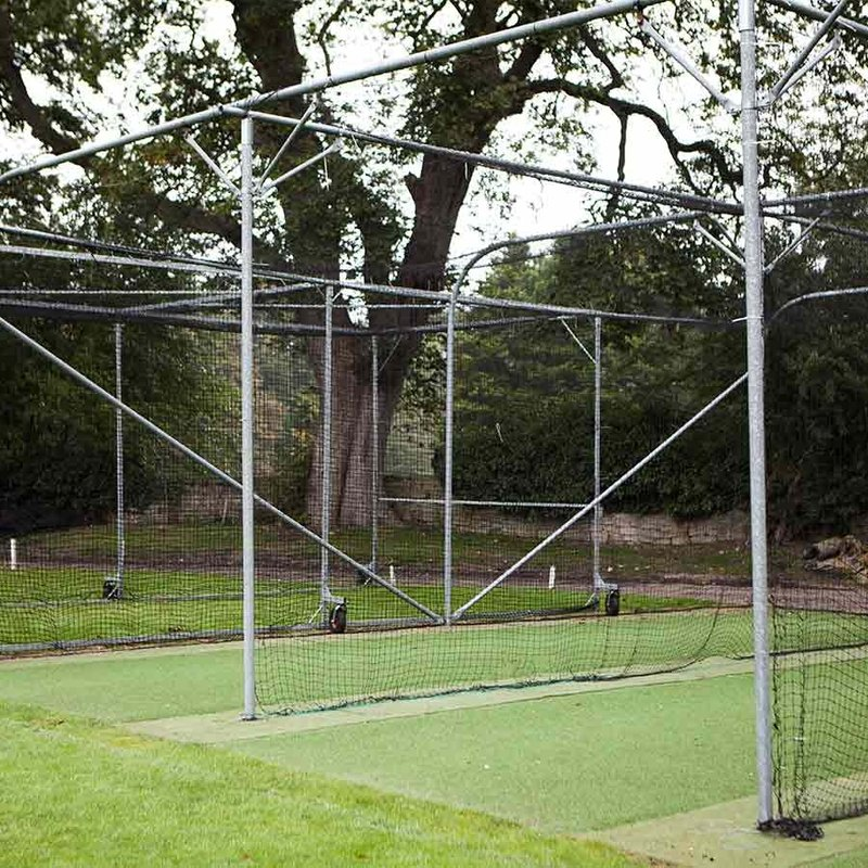 Nets refurbishment - volunteers urgently needed
