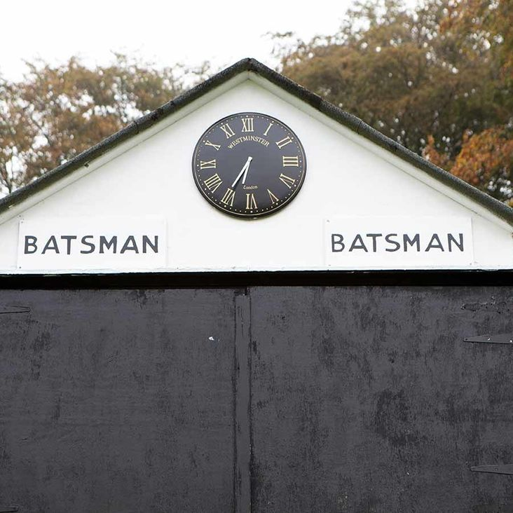 A maiden century, but let&#039;s go for a double!<
