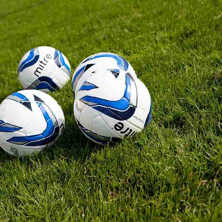 CBFC - Pre Season Training  Wednesday 5th August 2015 (6:30pm)