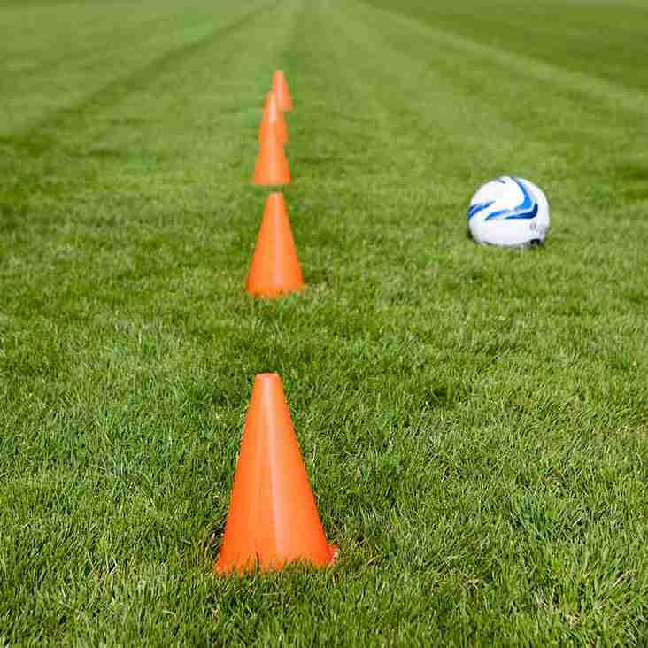 CUP FC training resumes tonight