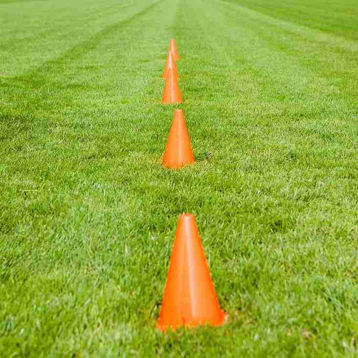Help needed to mark the Pitches.