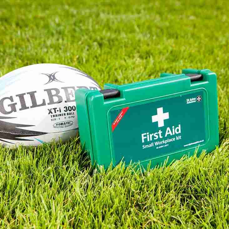 Mini & junior First Aid and Safeguarding