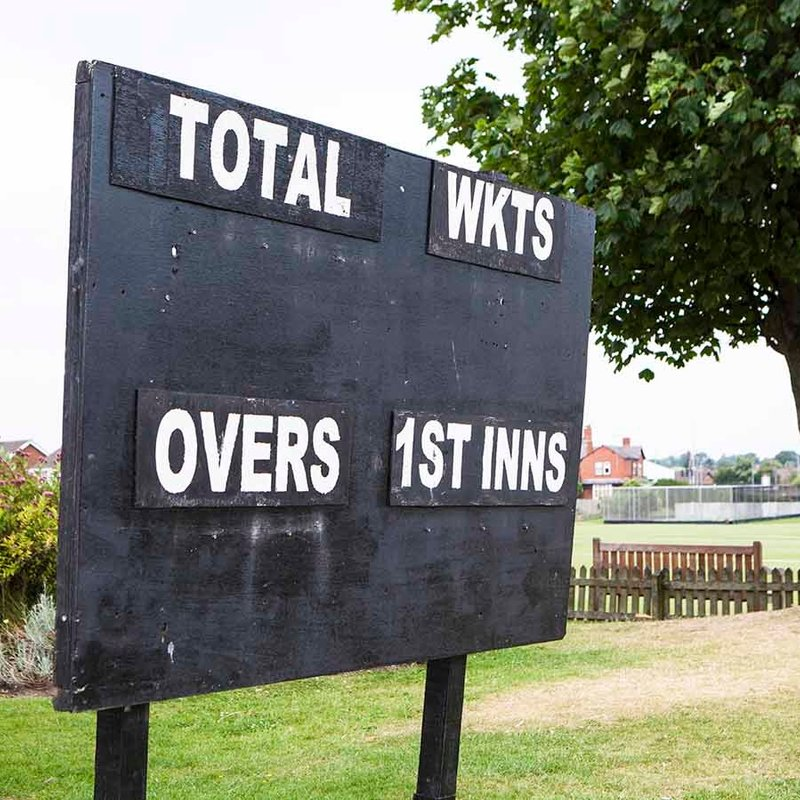 Rickmansworth CC - 2nd XI 76 - 78/4 Old Elizabethans CC, Herts - 2nd XI