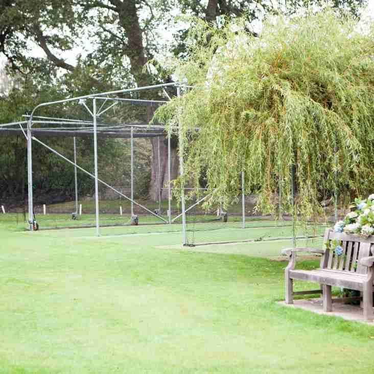 Junior Winter Nets - for Existing Members
