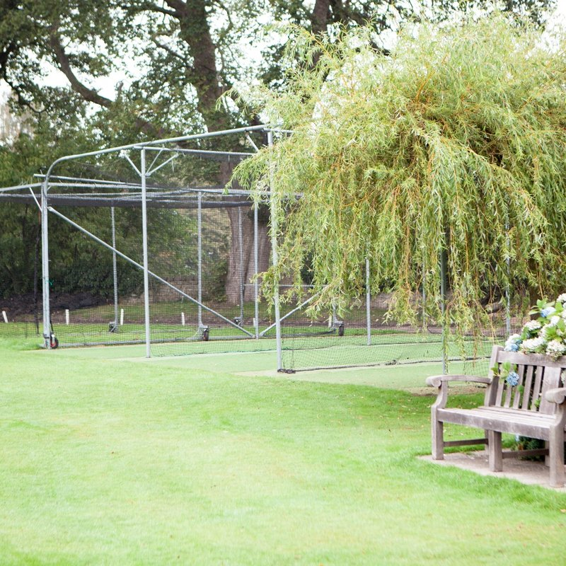 Refurbished Cricket Nets