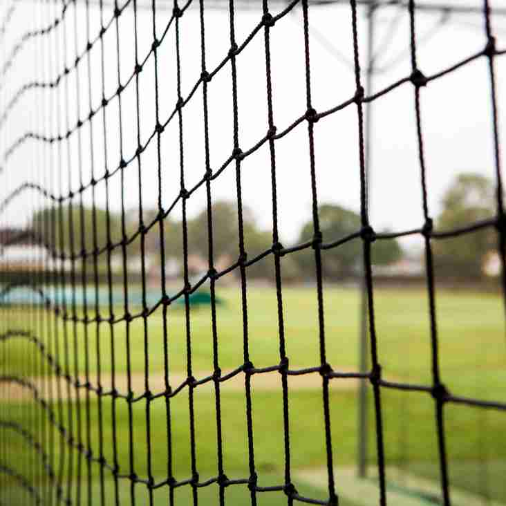 Indoor Nets at Princes Risborough School Winter 2019