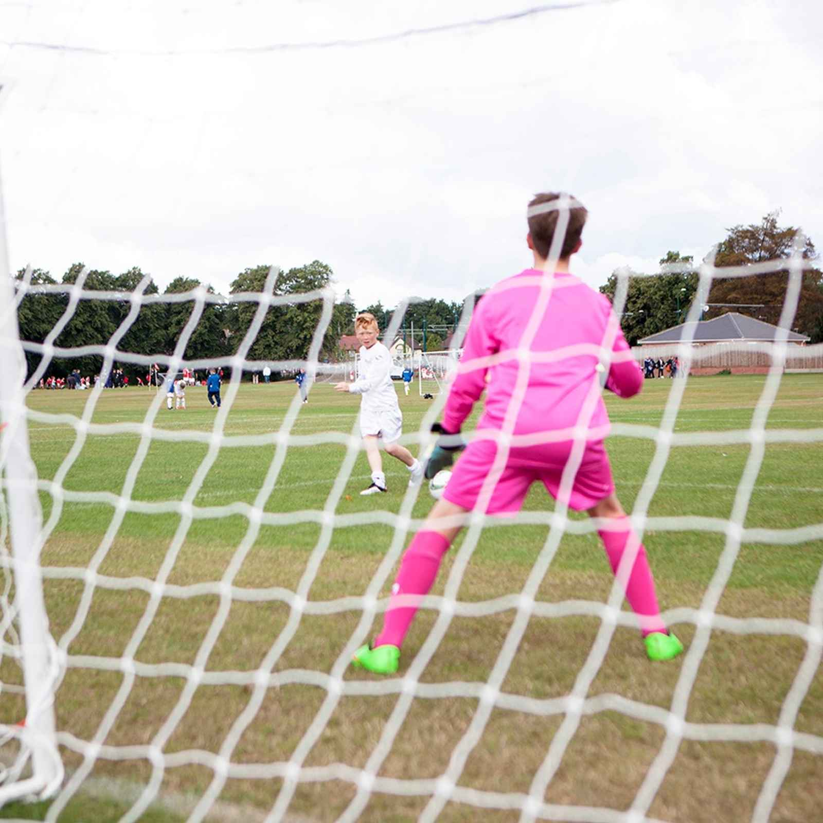 Two Long Lane Girls Sides Reach County Cup Finals