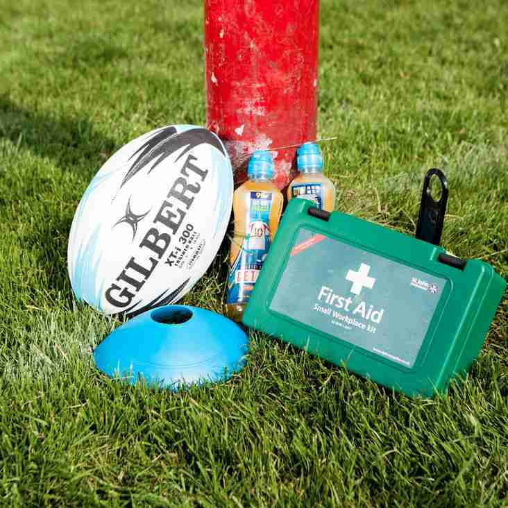 Club Secures RFU funding for drainage for Floodlit Pitch