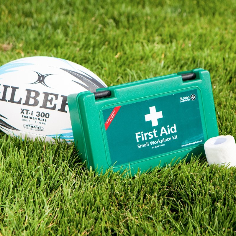 Emergency 1st Aid in Rugby Course has arrived