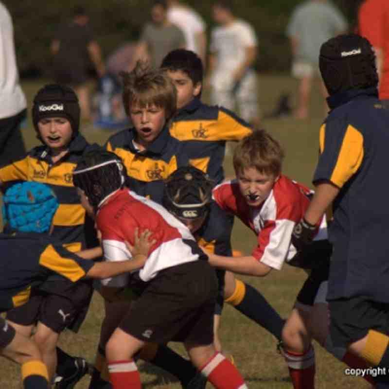 2011-10-02 - Stanford Minis v Ongar/Billericay