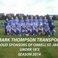 Orrell St James ARLFC vs. Halton Farnworth ARLFC