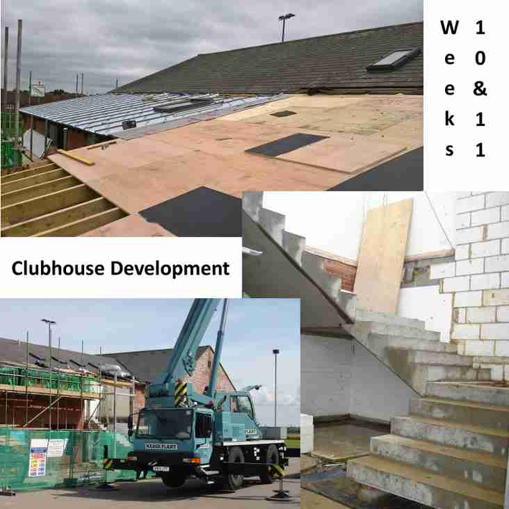 Clubhouse Development - Update
