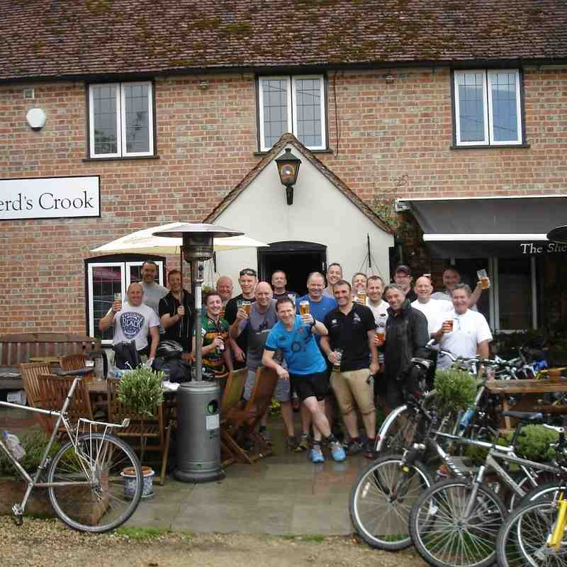 Oxen Annual Bike Ride - 2016