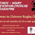 ACTIVATE comes to Chinnor