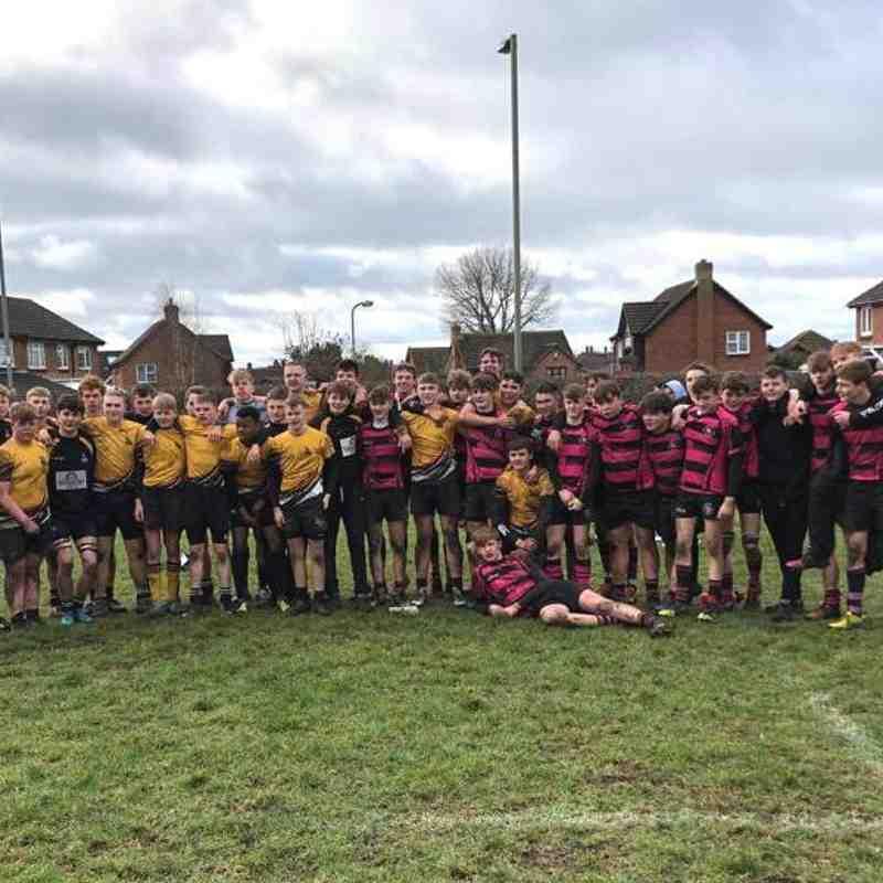 Aylesbury U16s - February 2019