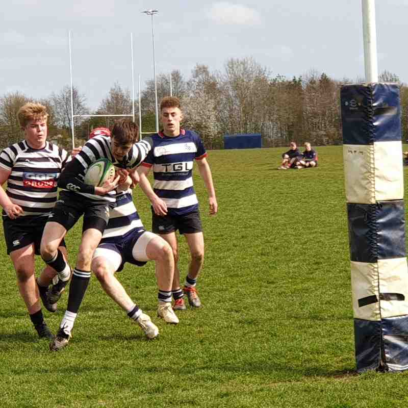 Banbury U16s - March 2019