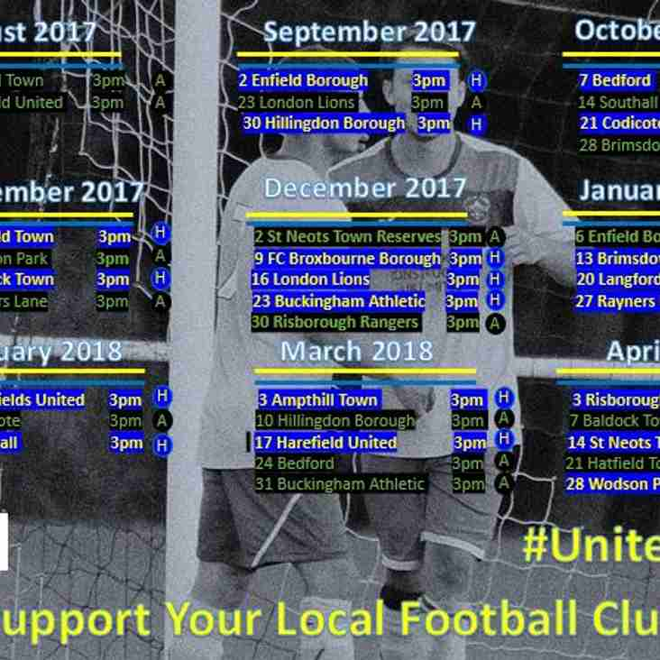 Winslow United Fixture List Wallpaper