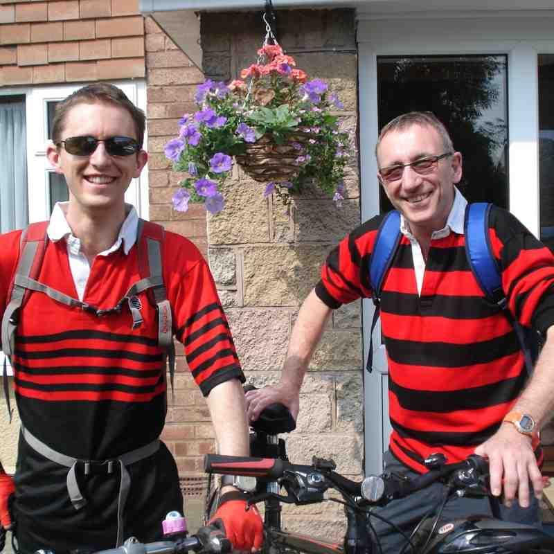 Lymm <-> Widnes Bike Rides