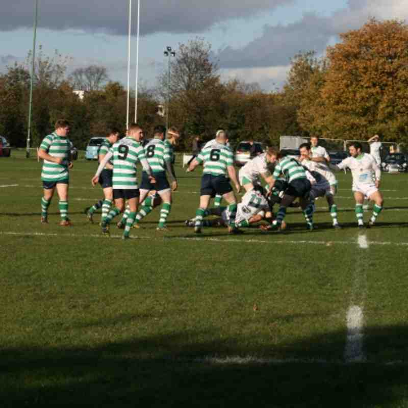 South Leicester 3/11/12