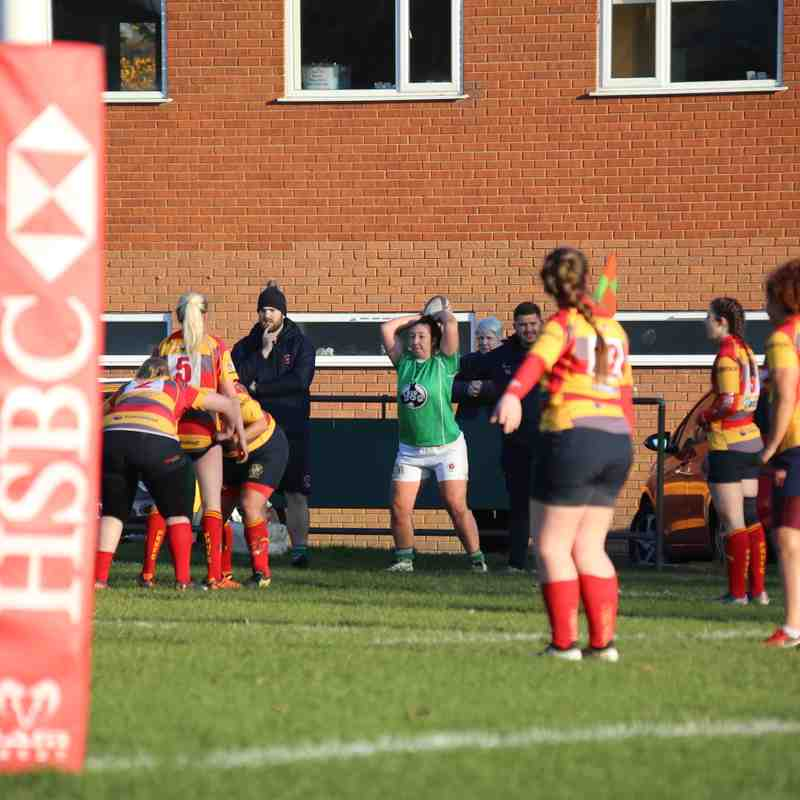 SCWRFC V Peterborough Ladies