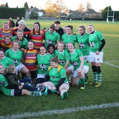 SCWRFC V Peterborough Ladies