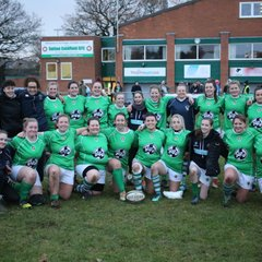 SCWRFC V Rugby Lionesses 25/11/2018