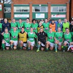SCWRFC v Lutterworth Ladies 13/01/2019