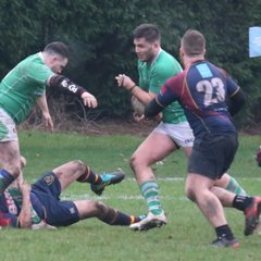 SCRFC 2nds V Bournville 2nds 19/01/2019