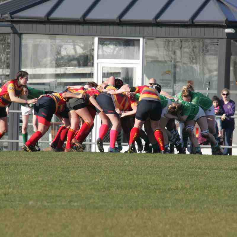 Peterborough Ladies V SCWRFC 21/02/2019