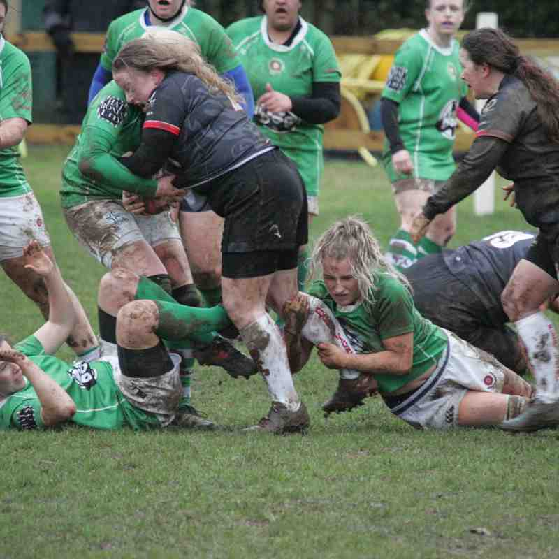 Rugby Lionesses v SCWRFC 03/03/2019