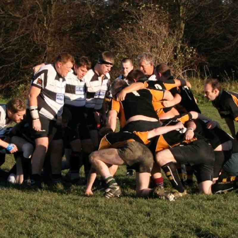 Belper 2nd XV  vs  Derby 4th XV 13/11/10