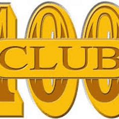 April & May 100 Club winners