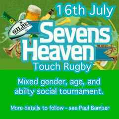 Sevens Heaven 16th July