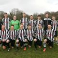 Welsh Reserve League lose to Treharris Athletic Western 0 - 1