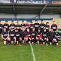 Junior Colts U17's  lose to Wharfedale 14 - 58