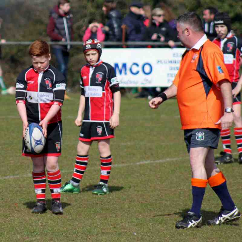 U12s Yorkshire Cup Final V Leos 22/03/15