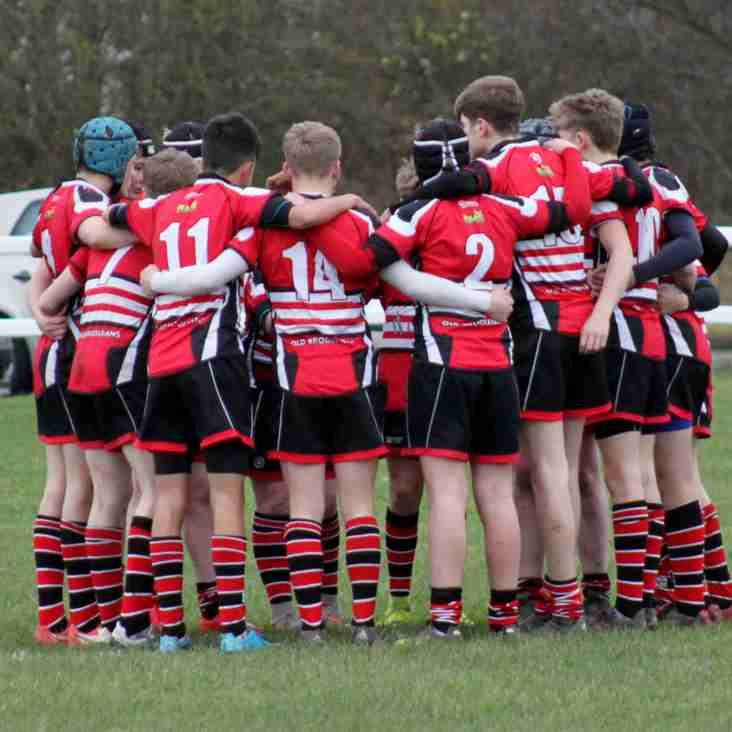 U14 Yorkshire Cup Final - Sunday 5th March - West Park Leeds KO 12.45pm