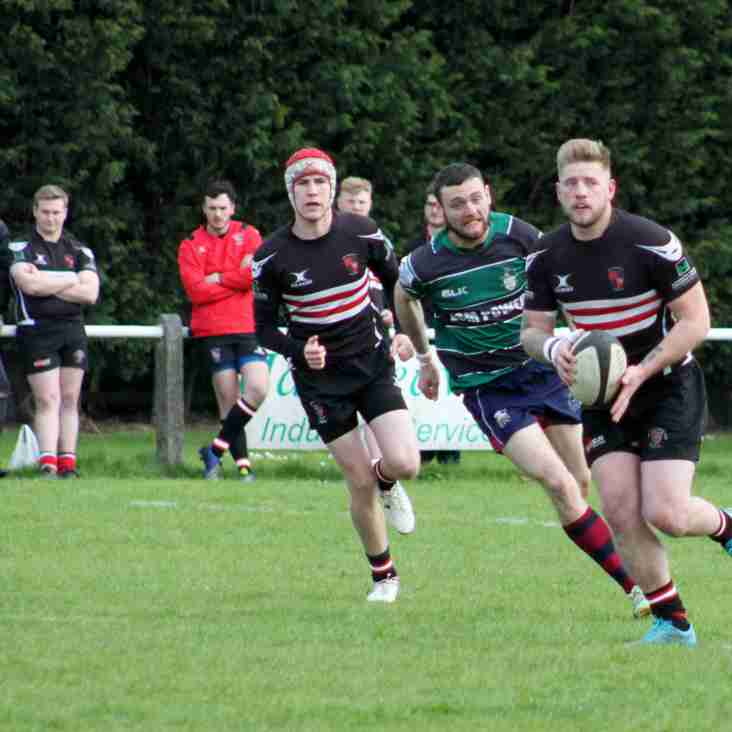 2nd XV head to the Premiership