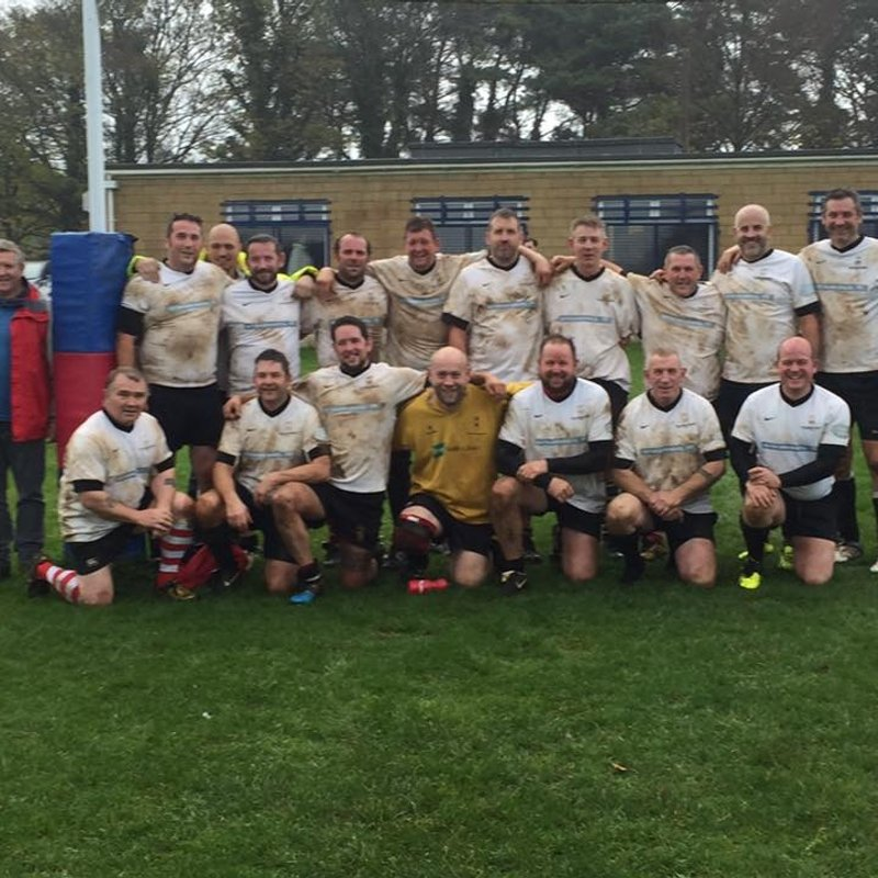 Old Sulians 2nds/Vets 24 Old Culverhaysians Black Rats 27
