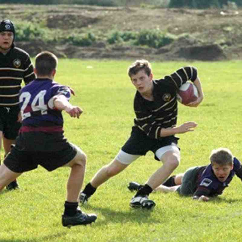U16's v Maidenhead 19th Oct  08