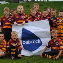Thanks to Babcock for Sponsorship