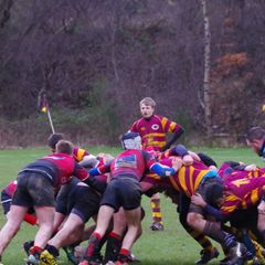 U15 team - Hawks and Whitecraigs at Dillichip